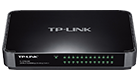 TP-LINK TL-SF1024M v.1 24-Port 10/100Mbps Desktop Switch