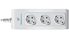 Ubiquiti mFI mPower Network Power Outlet, 3-Port-mPower