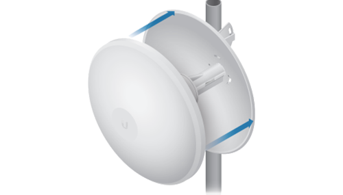 Ubiquiti PowerBeam M PBE-RAD-400 Radome 400mm