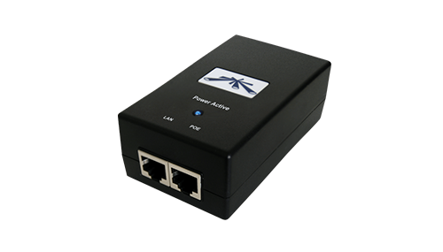 Ubiquiti POE-24-24W-G Gigabit Replacement PoE Adapter Gigabit Replacement PoE Adapter
