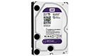 WESTERN DIGITAL PURPLE 2TB HDD (WD20PURX)