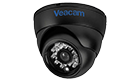 VEACAM IP Dome Camera WVCDWA-B,1.0 Megapixel 3.6mm,20M(Black)