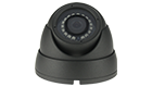 VEACAM IP Dome Camera WVCDWA-D,1.0 Megapixel 3.6mm,20M(Dark Grey)