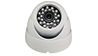 VEACAM IP DOME WVCDWA-W,1.0 Megapixel 3.6mm,20M(White)