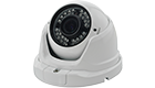 VEACAM IP DOME WVCDWR-W, 1.0 Megapixel 3.6mm,20M(White)