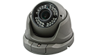 VEACAM IP DOME WVCDWR-D,1.0 Megapixel 3.6mm,20M(Dark grey)