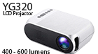YG320 Mini Portable Projector