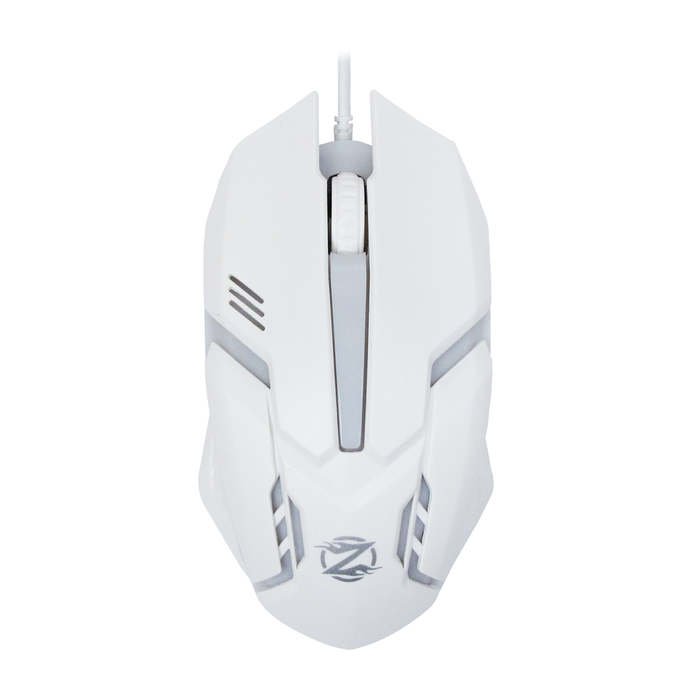 ZornWee Revival GM-02 Gaming mouse, Optical, White - 999