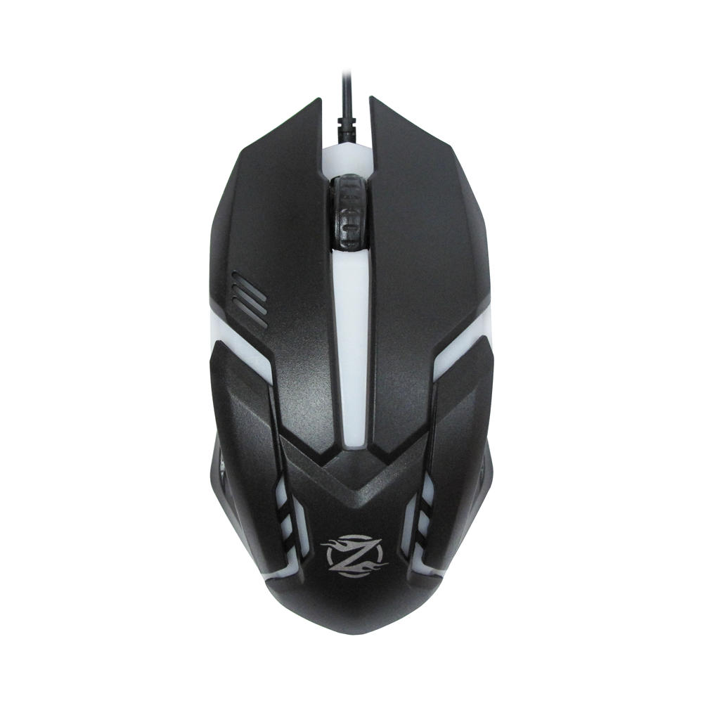 ZornWee Revival GM-02 Gaming mouse, Optical, Black - 998