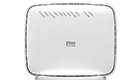 ZTE H298N Wireless Router, N300, GigaE ports, VoIP, USB, 2x2 integrated antennas
