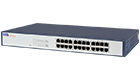 ZTE ZXR10-1160-24T, 24-Port 10/100/1000Mbps, Unmanaged Switch, Rackmount