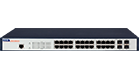 ZTE ZXR10-1660-24TC Switch, 24-Port Gigabit L2, 4 Combo SFP Slot, Controllable