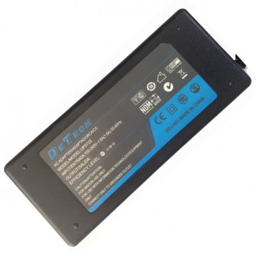 DeTech Laptop Adapter 12V/ 3.0A 5.5*2.5 - 236