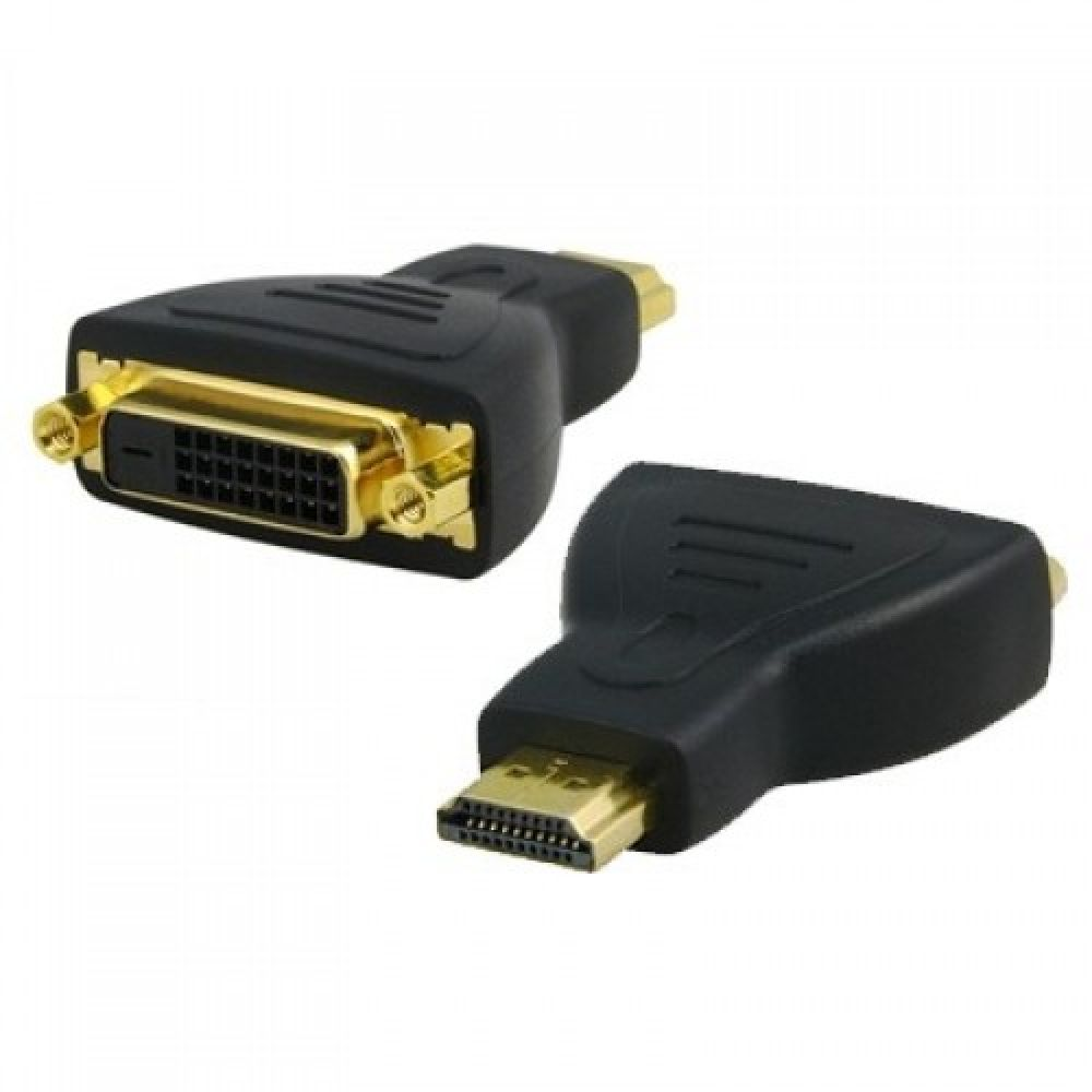 DeTech Adapter HDMI to Mini HDMI, Black - 17125