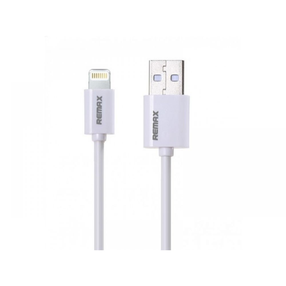 Remax RC-006I,Data cable iPhone Lighting, 2m, White - 14355