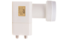 ECON BASIC TWIN LNB E-205 Noise Figure: 0.1dB