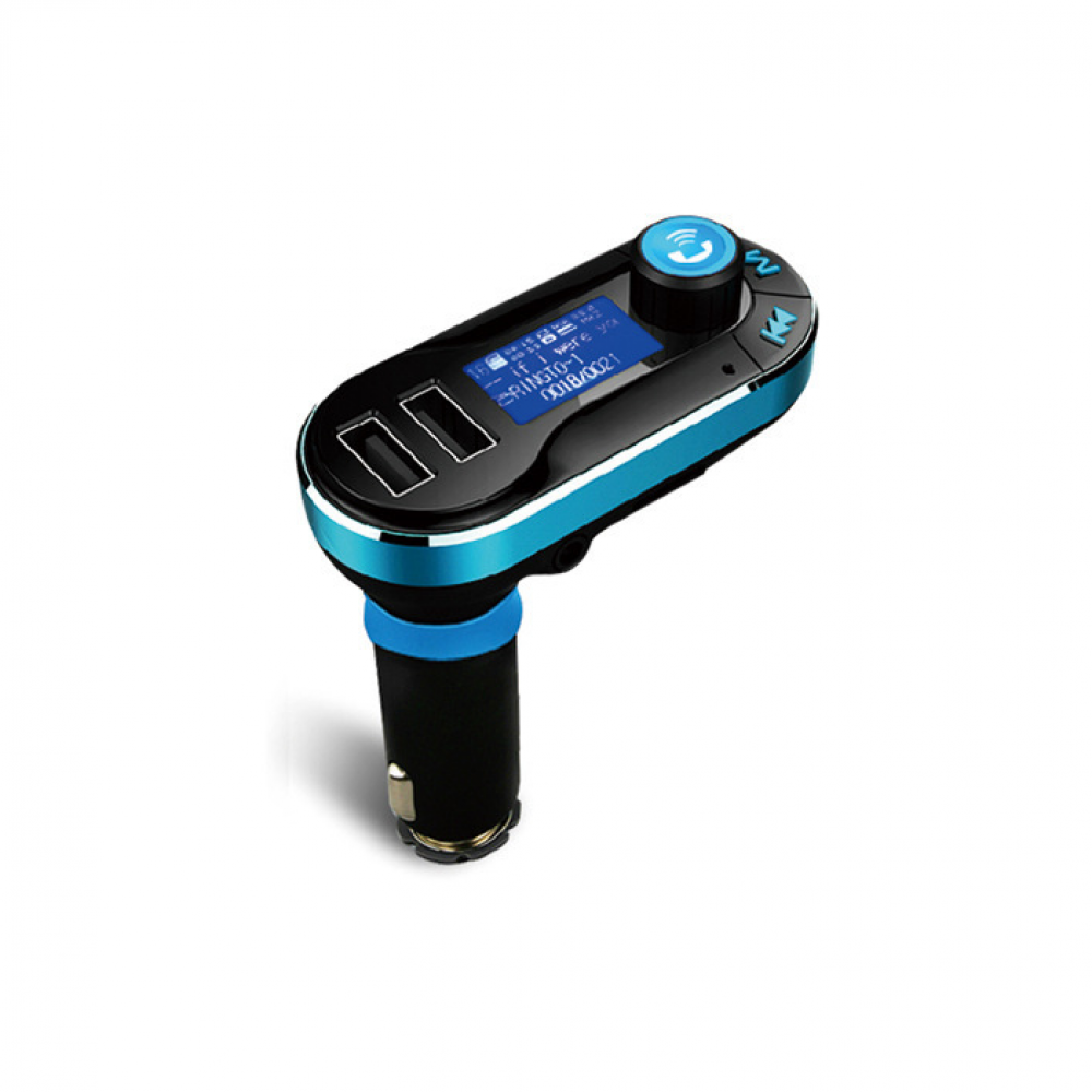 Earldom, M5 FM Transmitter, Bluetooth, USB, 2.1A, Different colors – 17269