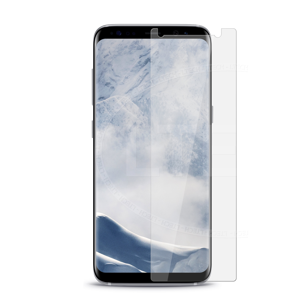 OEM Glass protector For Samsung Galaxy S8 Plus, 0.3mm, Transparent - 52270