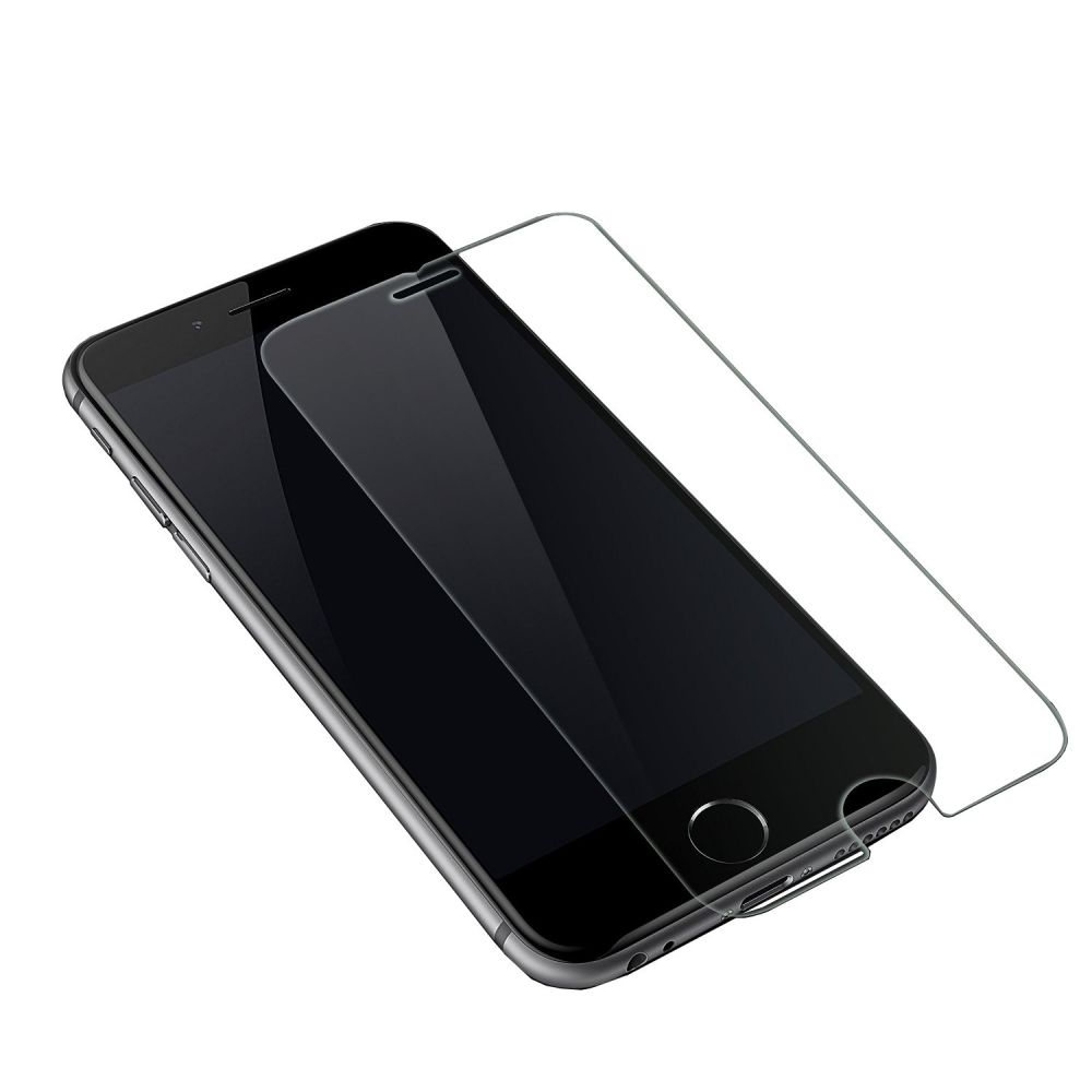 OEM Glass protector tempered glass for iPhone 6/6S, 0.3 mm, Transparent - 52051