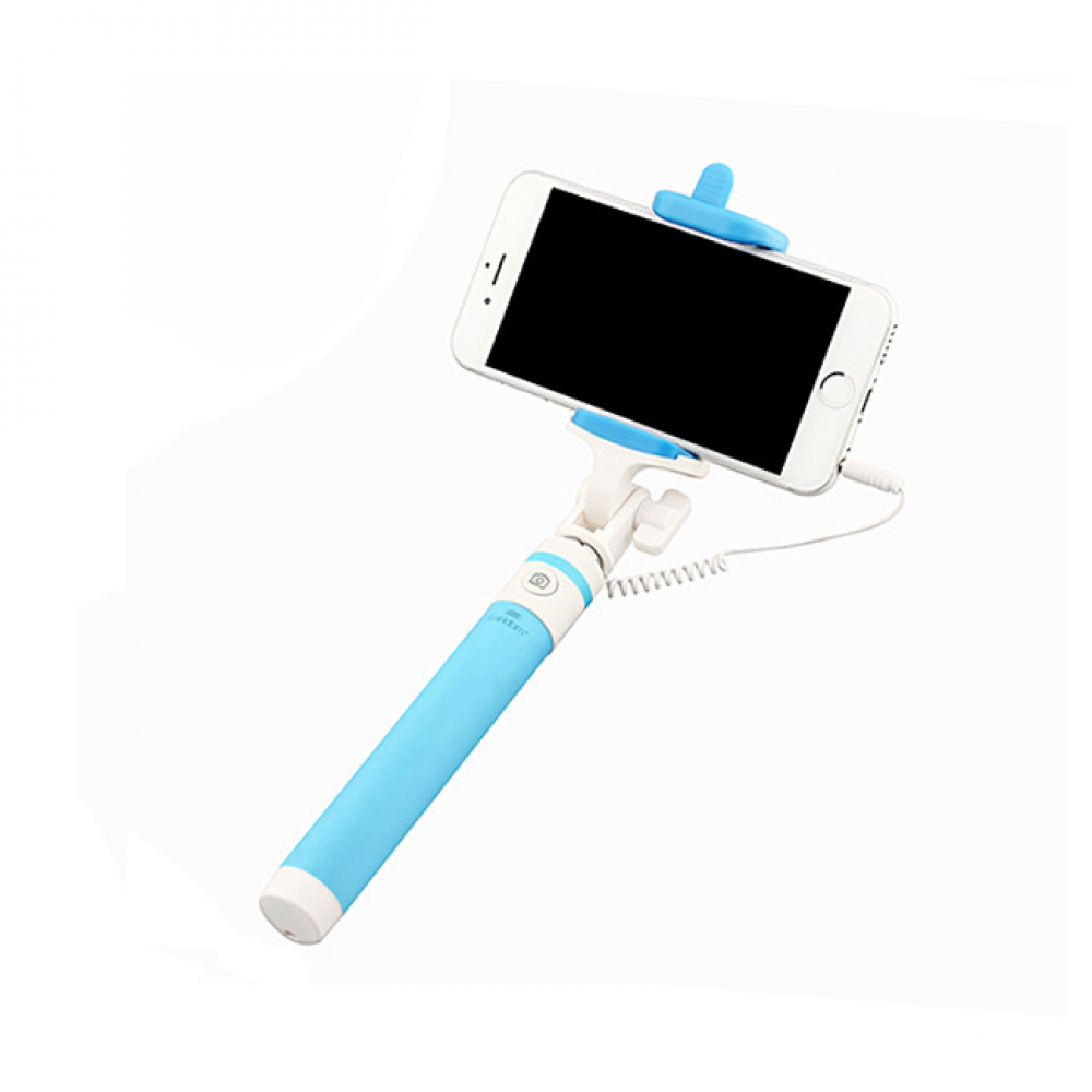 Earldom, ZP03, Selfie stick with cable, Different colors - 17292