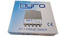 Hyro Diseq switch 4/1