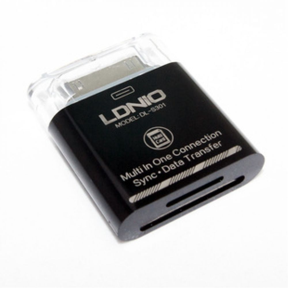 LDNIO DL-S301 Card reader-14210
