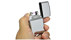 Metal electrical USB lighter1 (single arc)