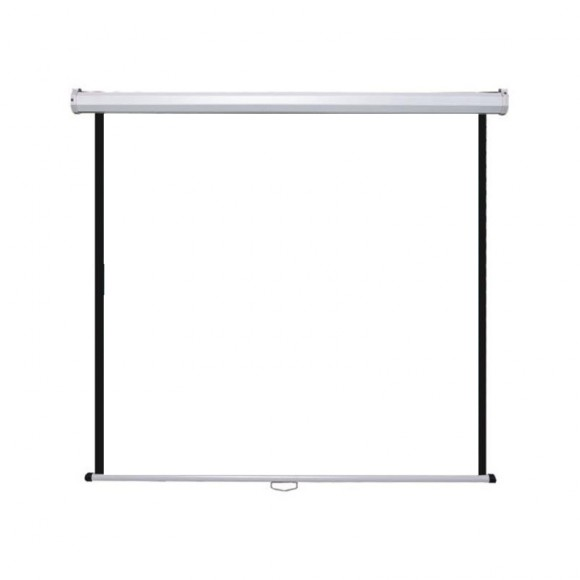 "PRIVILEG DMV300 Manual Projection Screen CLASSIC 150"", 3.00x2.25m, 4:3, roll up down"