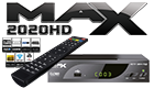 MAX T2020HD DVB-T2 MPEG4 FULL HD TERRESTRIAL & IPTV(Youtube....)