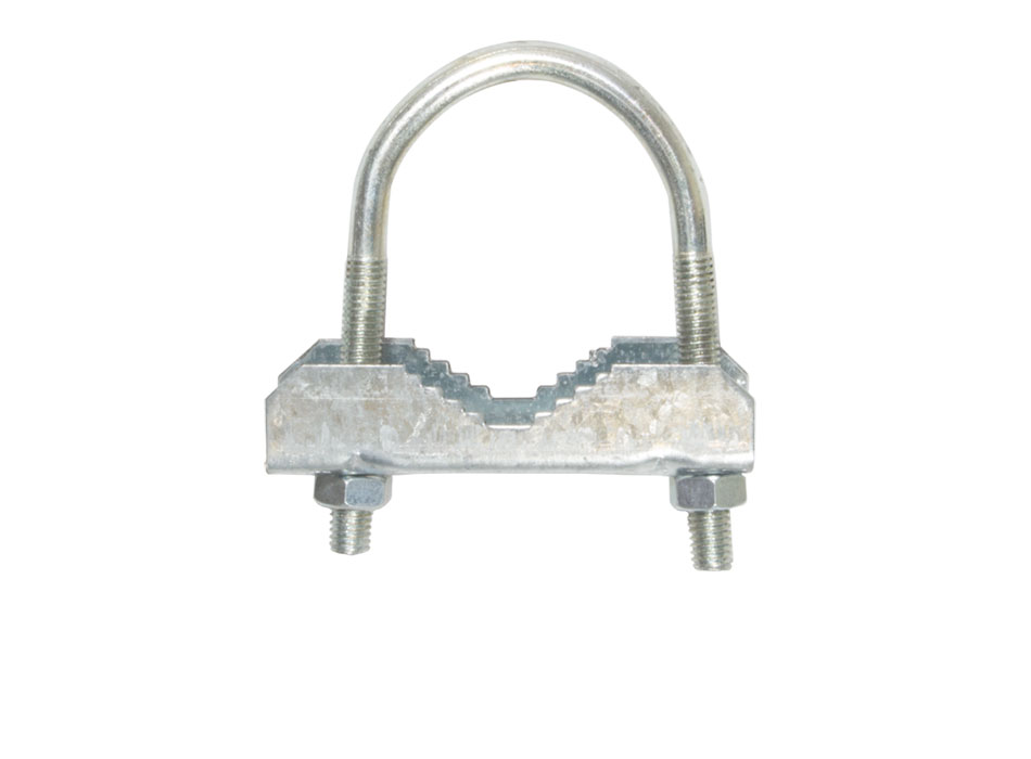 ZYGIA SMALL-MAST CLAMP M8 Φ50X95