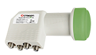 OCTAGON Quad LNB Green HQ OQSLG 0.1dB