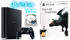 Sony PlayStation 4 Slim 1TB Console + The Last Guardian