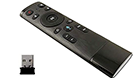 Q5 2.4GHz WIFI Voice Remote Control With USB Receiver For Smart TV Android Box