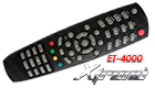 Remote Controller Xtrend ET4000