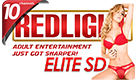 REDLIGHT ELITE SD Viaccess 10 Channels 12 Months