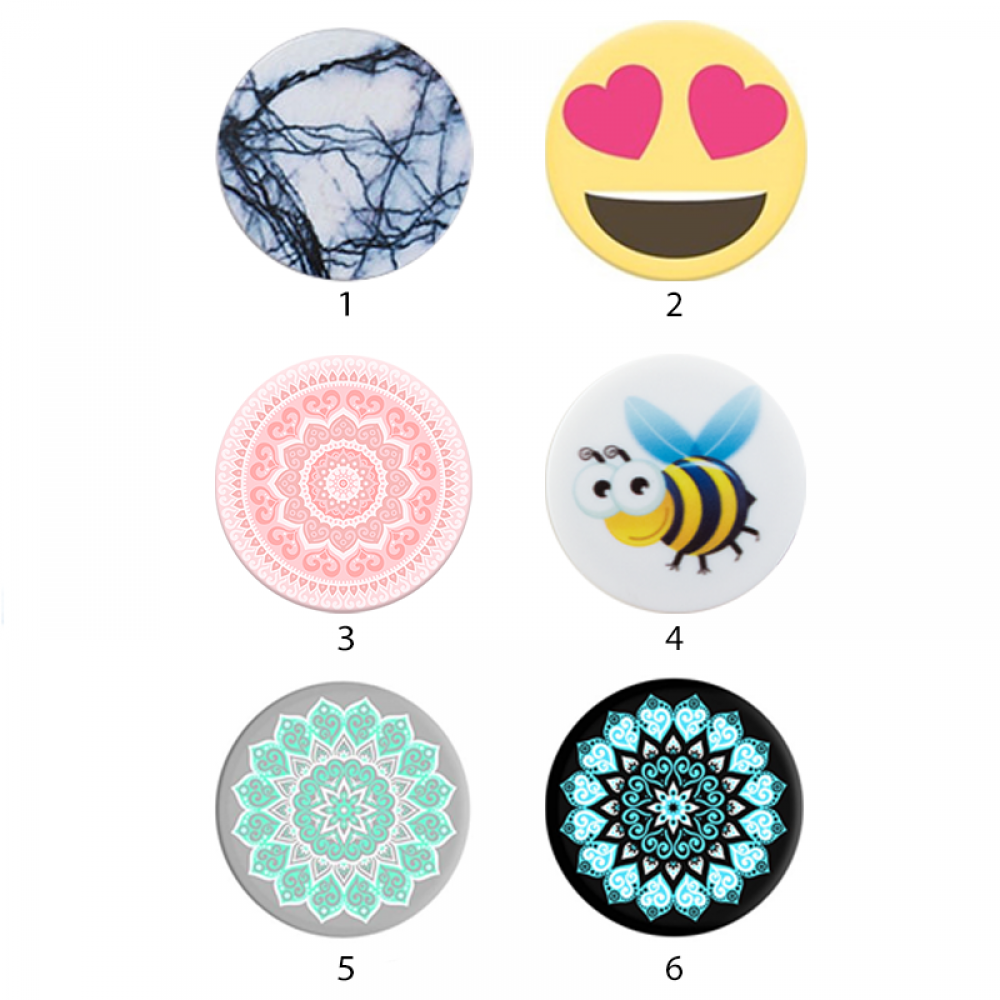 Popsockets, Phone holder, Different colors - 14725