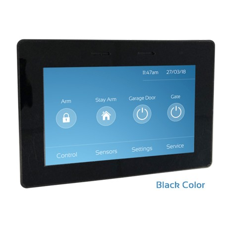 Crow Touch Screen Keypads Black for Runner 4/8 and 8/16