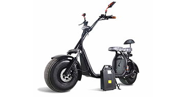 Electric scooters BIG CITY HARLEY X7 TS 600-3 + 60V 13AH 1500W