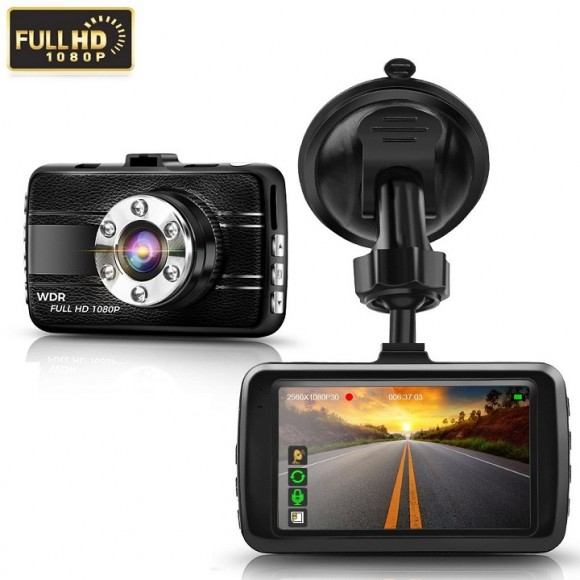 OEM Car DVR Vehicle Camera Video Recorder Dash Cam Night Vision High DefinitionHD 3.0 LCD 1080P SD13