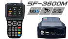 Sat Finder SF-3600MC DVB-S2 Support CCTV (CVI-TVI-AHD-CVBS)