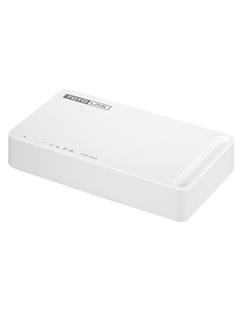 TOTOLINK S505G SG0512 5-Port Gigabit Desktop Switch