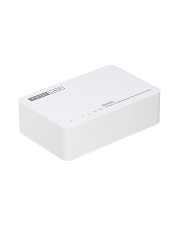 TOTOLINK S505 SW0545 5-Port 10/100Mbps Desktop Switch
