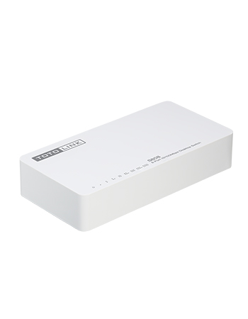 TOTOLINK S808 SW0828 8-Port 10/100Mbps Desktop Switch