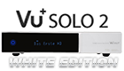 Vu+ Solo2 White Edition FULL HDTV LINUX SAT RECEIVER ΔΟΡΥΦΟΡΙΚΟΣ ΔΕΚΤΗΣ