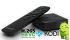 WeTek HUB  Media Player KODI HEVC 4K ANDROID 5.1.1