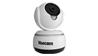VEACAM IP WIRELESS INDOOR CAMERA VC-3710-Q3 1.0 Megapixel, 720P,15-20M IR(White)